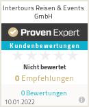 Erfahrungen & Bewertungen zu Intertours Reisen & Events GmbH