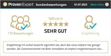 Kundenbewertungen & Erfahrungen zu Bahr Immobilien Verwaltungs-GmbH. Mehr Infos anzeigen.