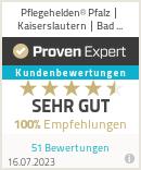 Erfahrungen & Bewertungen zu Pflegehelden® Pfalz / Kaiserslautern