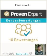 Bewertungen zu Eike Kewitz (Texter in Hamburg)
