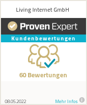 Erfahrungen & Bewertungen zu Living Internet GmbH