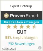 Erfahrungen & Bewertungen zu expert Ochtrup