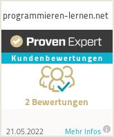 Erfahrungen & Bewertungen zu programmieren-lernen.net