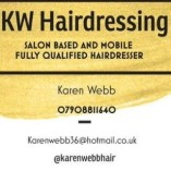 KW Hairdressing Chelmsford