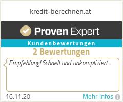 Erfahrungen & Bewertungen zu kredit-berechnen.at