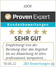 Erfahrungen & Bewertungen zu JOCR - Apple Product Support