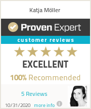 Ratings & reviews for Katja Möller