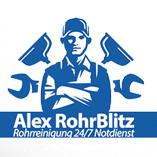 Alex RohrBlitz logo
