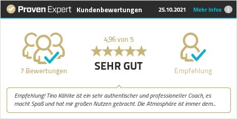 Kundenbewertungen & Erfahrungen zu Tino Kählke. Mehr Infos anzeigen.