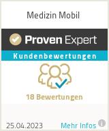 Erfahrungen & Bewertungen zu Medizin Mobil