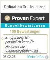 Erfahrungen & Bewertungen zu Ordination Dr. Heuberer