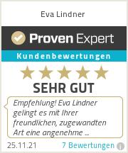 Erfahrungen & Bewertungen zu Eva Lindner