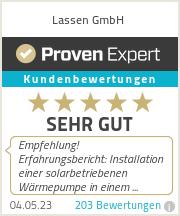 Erfahrungen & Bewertungen zu Lassen GmbH