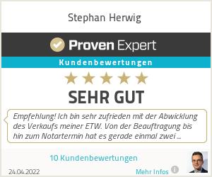 Erfahrungen & Bewertungen zu Stephan Herwig