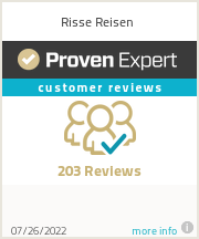 Ratings & reviews for Risse Reisen