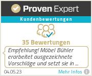 Erfahrungen & Bewertungen zu Möbel Bühler