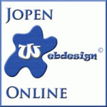 Jopen-Online Webdesign