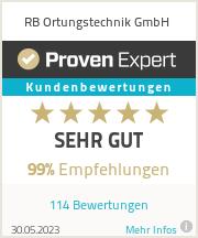Erfahrungen & Bewertungen zu RB Ortungstechnik GmbH