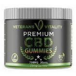 Veterans Vitality Premium CBD Gummies Reviews!