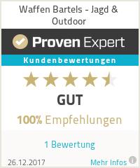 Erfahrungen & Bewertungen zu Waffen Bartels GmbH - Jagd & Sport