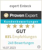 Erfahrungen & Bewertungen zu expert Einbeck