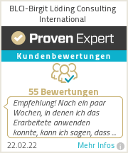 Erfahrungen & Bewertungen zu BLCI-Birgit Löding Consulting International