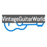 Vintage Guitar World logo