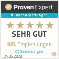 Erfahrungen & Bewertungen zu Rosa Elefant - Agentur für Unternehmer & KMU GmbH