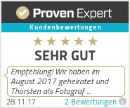 Erfahrungen & Bewertungen zu derHochzeitsfotograf.de