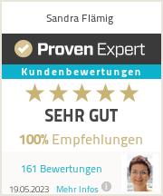 Erfahrungen & Bewertungen zu Sandra Flämig