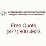 Affordable Awnings Company