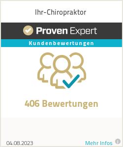 Erfahrungen & Bewertungen zu Ihr-Chiropraktor