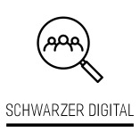 Schwarzer Digital