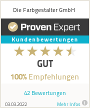 Erfahrungen & Bewertungen zu Die Farbgestalter GmbH