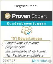 Erfahrungen & Bewertungen zu Siegfried Perini