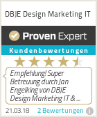 Erfahrungen & Bewertungen zu DBJE Design Marketing IT