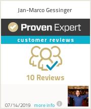 Erfahrungen & Bewertungen zu Jan-Marco Gessinger