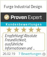 Erfahrungen & Bewertungen zu Furge Industrial Design