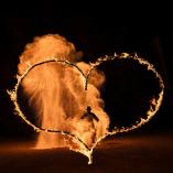Philgor-Feuershow
