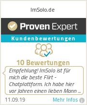 Erfahrungen & Bewertungen zu ImSolo.de