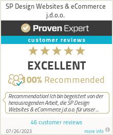 Erfahrungen & Bewertungen zu SP-Design: Websites & eCommerce