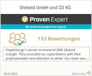 Erfahrungen & Bewertungen zu Diebold GmbH und CO KG