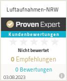 Erfahrungen & Bewertungen zu Luftaufnahmen-NRW
