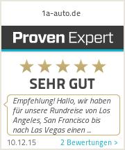 Erfahrungen & Bewertungen zu 1a-auto.de