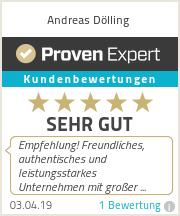 Erfahrungen & Bewertungen zu Andreas Dölling