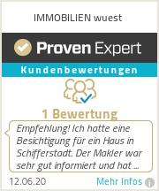 Erfahrungen & Bewertungen zu SASCHA WÜST - IMMOBILIEN & HOME STAGING