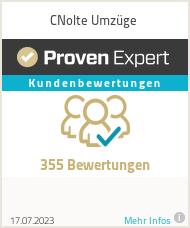 Erfahrungen & Bewertungen zu CNolte Umzüge Halle (Westfalen)