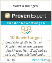 Erfahrungen & Bewertungen zu Wolff & Kollegen