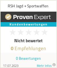 Erfahrungen & Bewertungen zu RSH Jagd + Sportwaffen