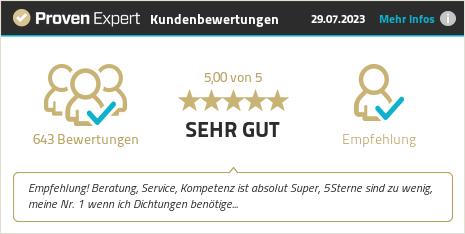 Kundenbewertungen & Erfahrungen zu André Strelow Dichtungshandel GmbH. Mehr Infos anzeigen.